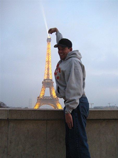 Eiffel Tower   Paris, France   Michael Rucker
