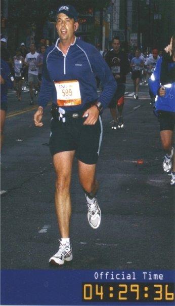 Atlanta Marathon   Atlanta, Georgia   Michael Rucker