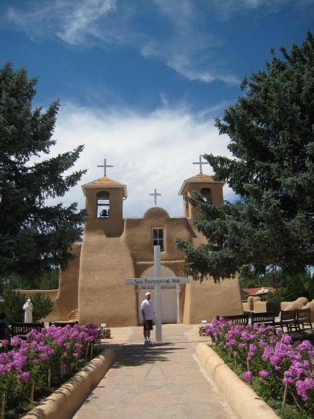 San Francisco de Asis Church   New Mexico   Michael Rucker