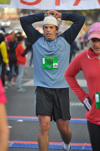 Walnut Creek Half Marathon 2011 | Mike Rucker