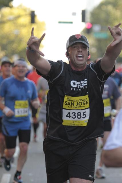 2012 San Jose R 'n' R Half Marathon | Michael Rucker